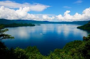 十和田湖, 青森県